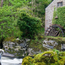 Old Welsh Watermill