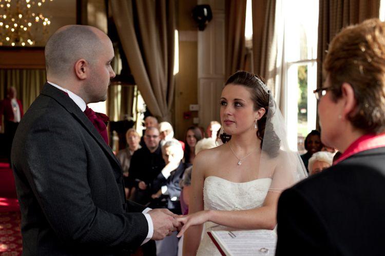 Luke and Stephanie's Wedding