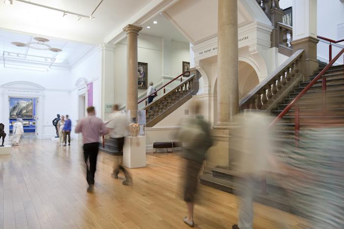 Leeds Art Gallery Brochure
