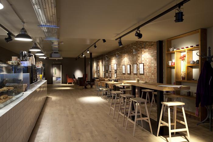 Harris & Hoole Cafes London