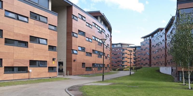 Birmingham Univeersity Student Accomodation