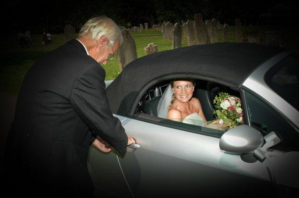 David and Andrea's Wedding
