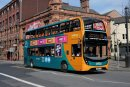 1711372M Cardiff Bus 303 Westgate St Cardiff