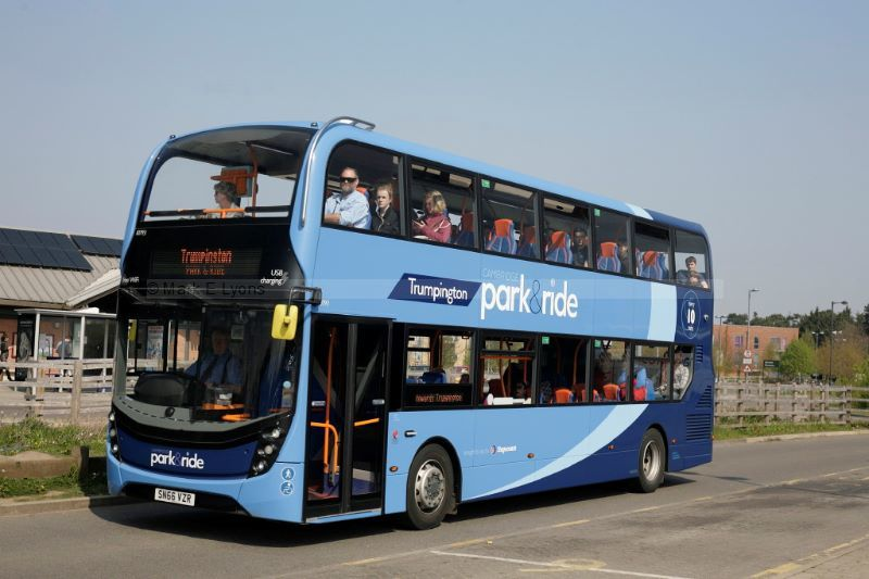1711927M Stagecoach East 10793 Trumpington Park & Ride