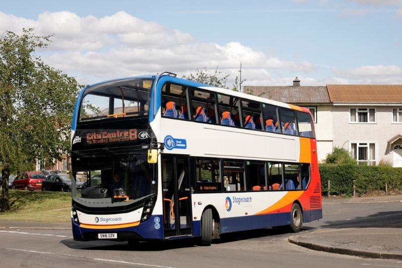 1714092M Stagecoach Oxford 10681 Waynflete Road Oxford