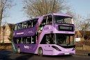 1716635M Reading Buses 707 Wokingham Road Reading