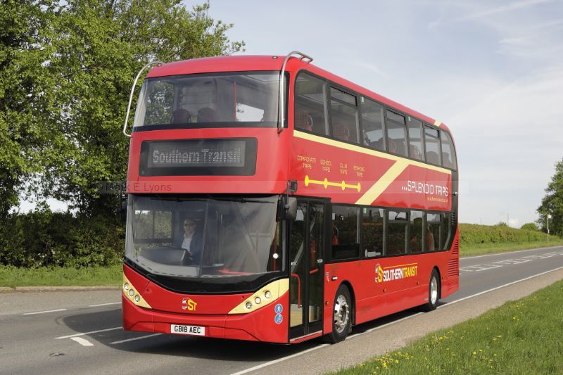1820896M Southern Transit CM2 Shoreham Road Bramber 1