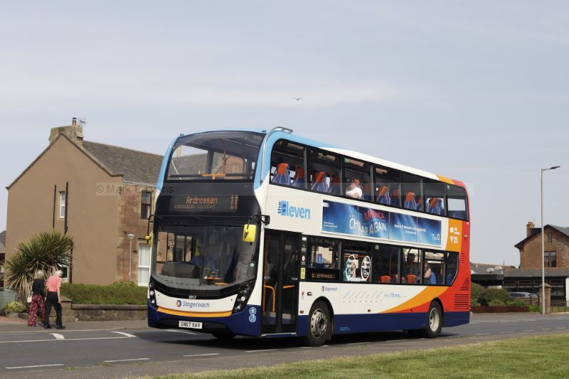 1821790M Stagecoach Western 10927 South Crescent Road Ardrossan