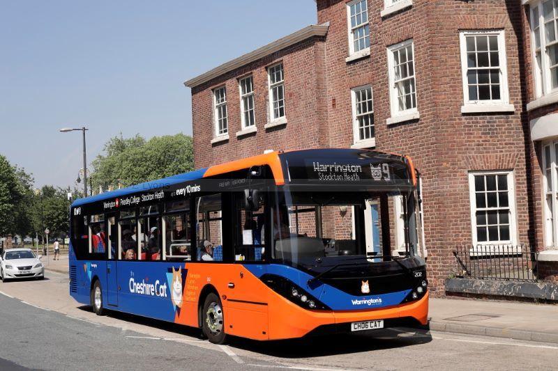 1822414M Warrington Transport 202 Sankey Way Warrington