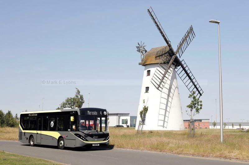 1822452M Blackpool Transport 226 Langdale Road Blackpool