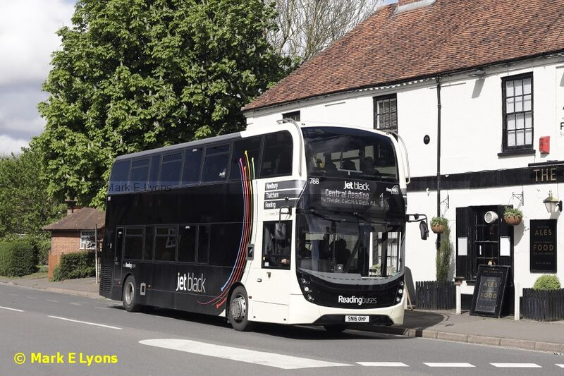 Reading Buses 788 Church Road Theale