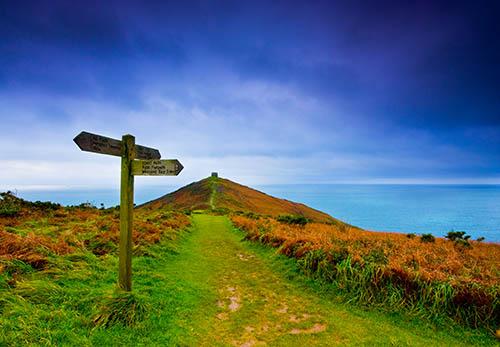 Rame Head Cornwall UK