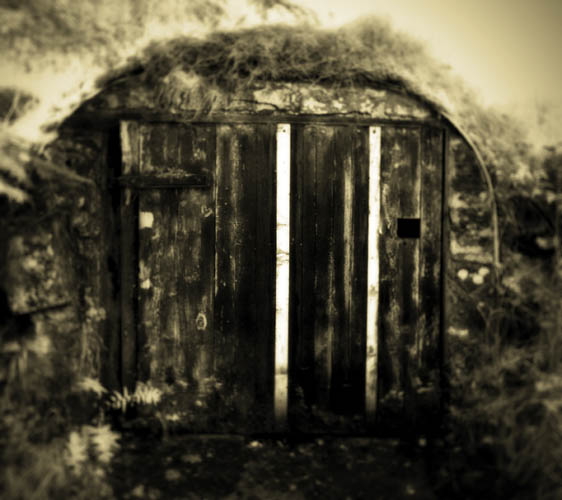 Old Miners Shed.