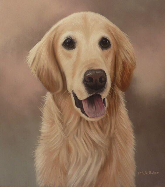 Original Pastel Painting of Abbie.