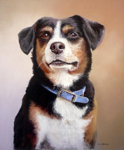 Pastel Portrait of Chloe