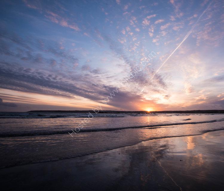 Marazion sunset