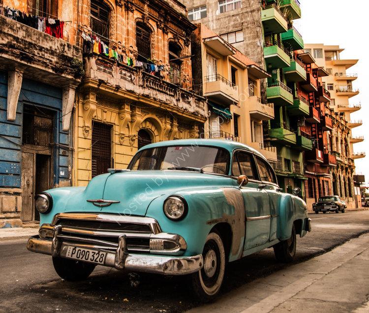 Cuban colour