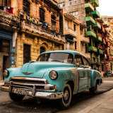 Cuban colour