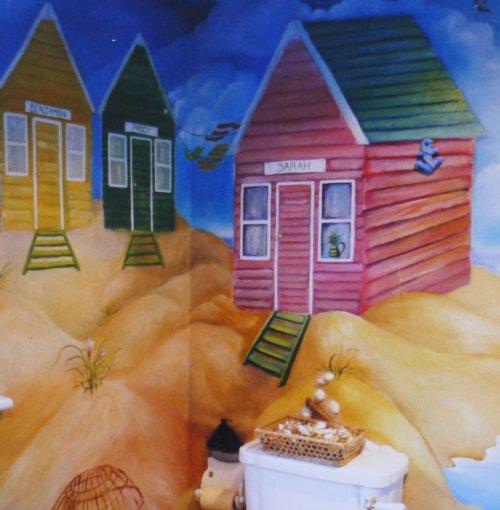Bathroom Beach Huts