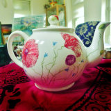 Taylor's Teapot 2.(Hand Painted)