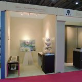 """Mural on Exhibition.""""O2"""" Grand Designs 2013"""