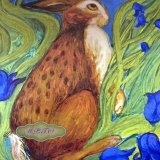 """The Hare Belles- Limited Edition printed Tiles £14.99 each. Click on """"TheTayLorTrilogy"""" Top of Gallery."""