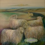 Oil Paintings of Sheep. Your Lincoln Longwool or any other breed?
