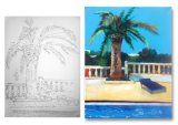 Pool side Hotel Lago Playa Formentera