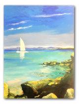 Formentera scene