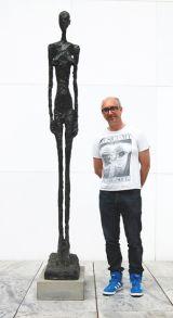 Me and Giacometti