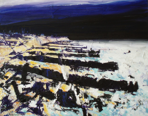 'After the  Storm, Bacton III'