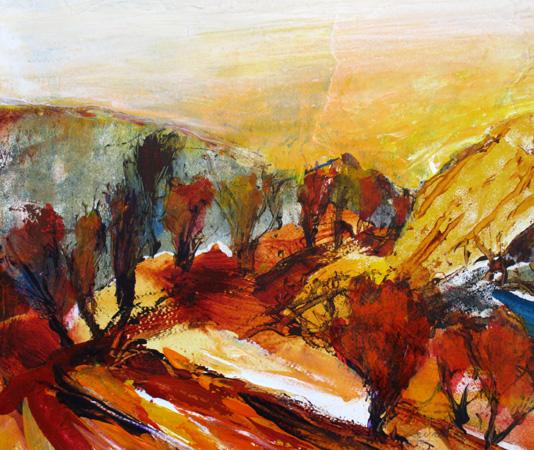 'Autumn, Swaledale'