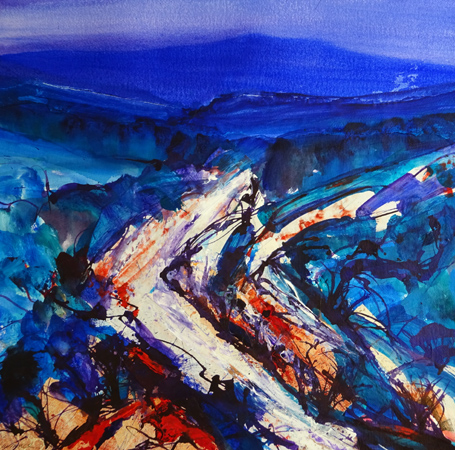 'Bright Day, Nidderdale'