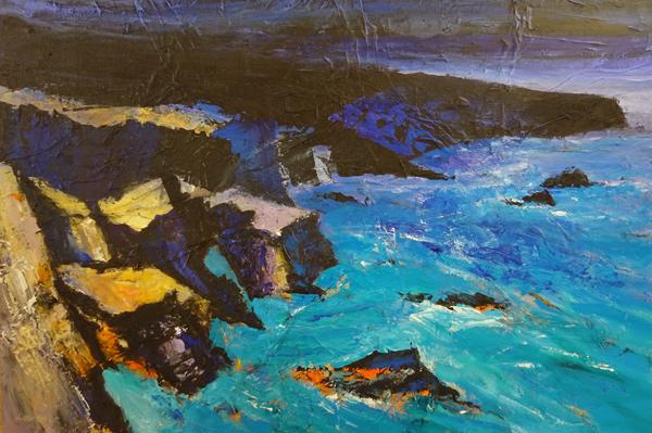 'Dark Headland'