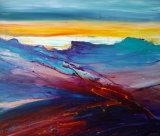 'Evening Sea, Penwith'