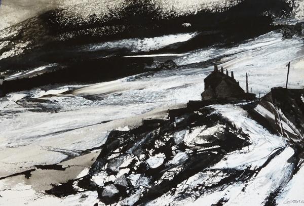 'Joppa Pans, Winter'