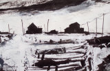'Orford Ness, Looking North'
