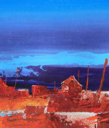 'Big Sky, Orford Ness'
