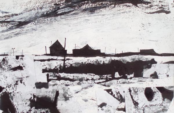 'Shingle and Sky, Orford Ness'