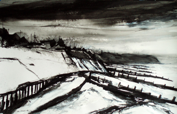 'Walcott, After the Storm VI'