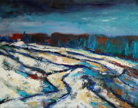 'Winter Fields'