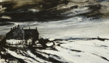 'Winter Shoreline, Musselburgh'