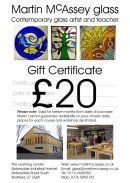 £20 Gift Certificate