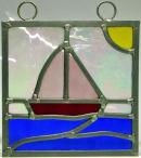 Boat Window Hanging.
