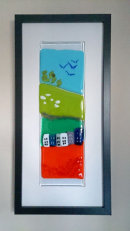 Fused glass by Kath Kidd