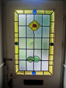 Installed restored window (inside view).