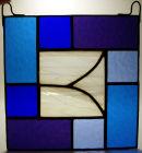 Square Window Hanging.
