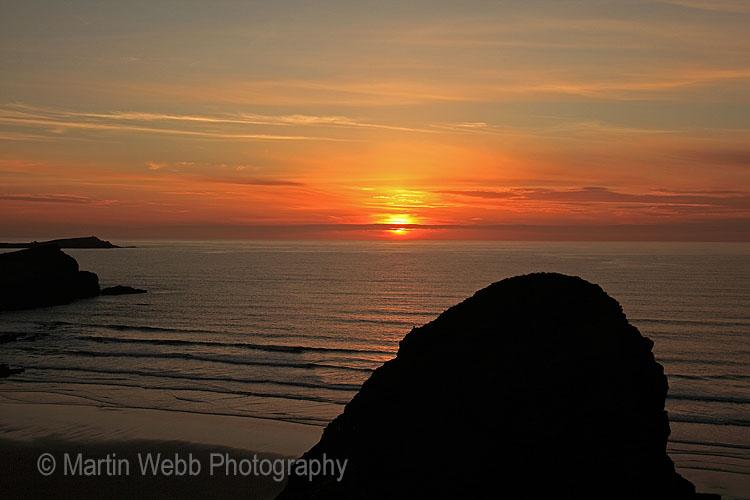 14709A Sunset