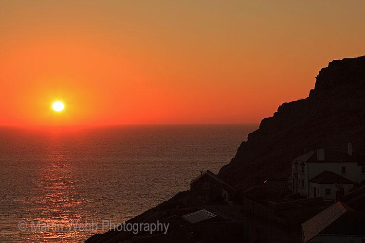 15657A Sunset