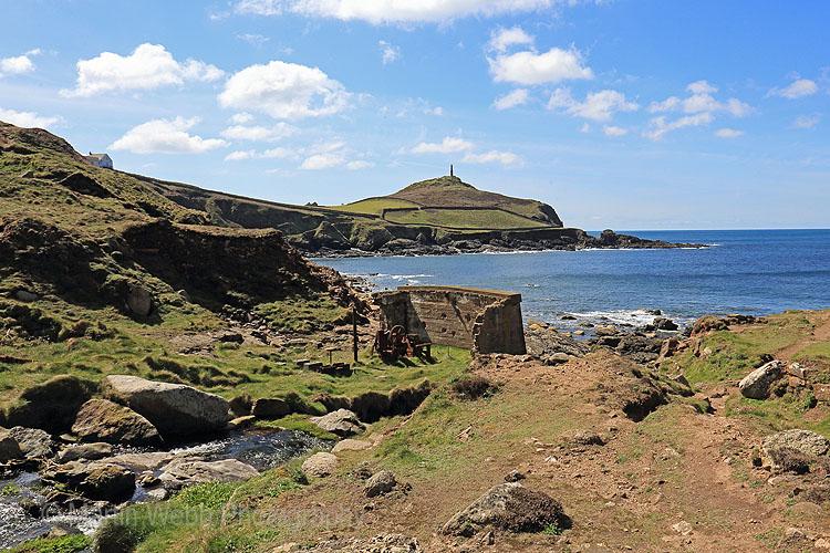 25355AC Cape Cornwall